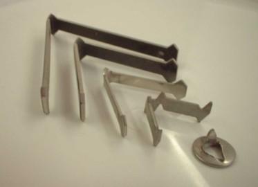 Nichrome steel stilts