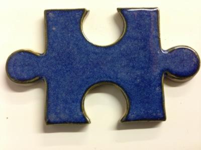 Leadless Stoneware Glaze (1200-1280°c) - Norwegian Blue