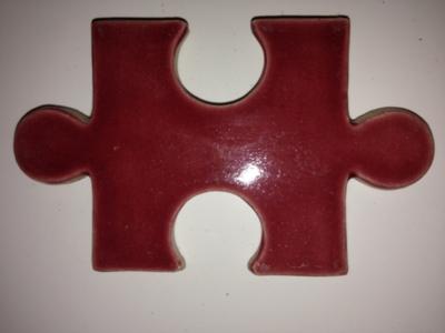 Leadless Stoneware Glaze (1200-1280°c) - Pink