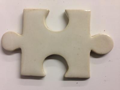Leadless Stoneware Glaze (1200-1280°c) - White Satin