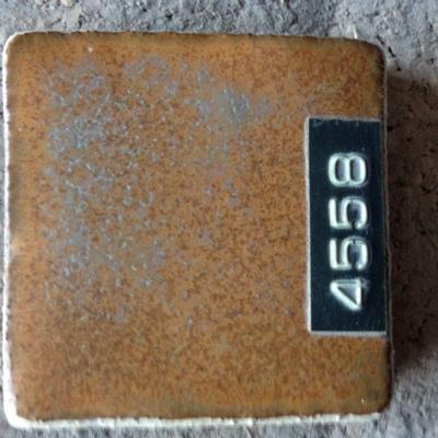 Leadless Stoneware Glaze (1200-1280°c) - Light Brown Matt
