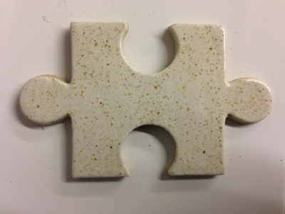 Leadless Stoneware Glaze (1200-1280°c) - Speckled White