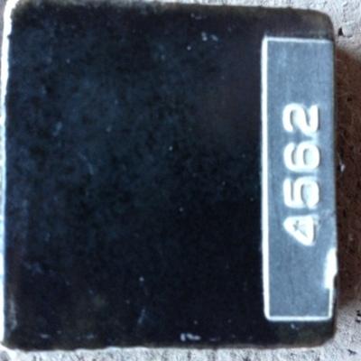 Leadless Stoneware Glaze (1200-1280°c) - Matt Purple/Black