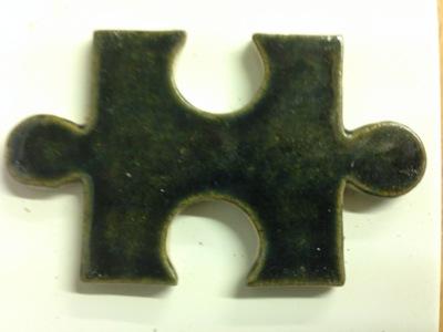 Leadless Stoneware Glaze (1200-1280°c) - Azure Brown