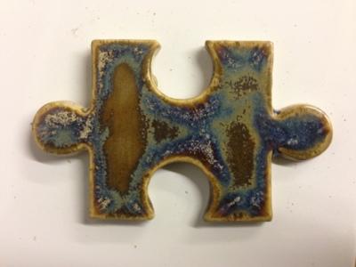 Leadless Stoneware Glaze (1200-1280°c) - Topaz