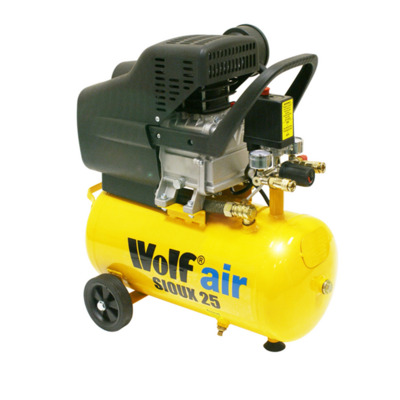 Budget Air Compressor & Spray Gun Set
