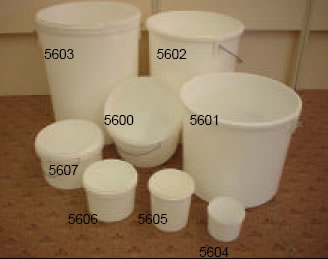 5600-5606 Plastic Containers