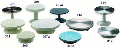 Whirlers & Modelling Stands